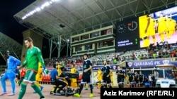 «Qarabağ»ın qələbəsi fotolarda
