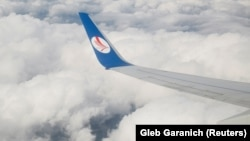 Belarusian carriers, such as Belavia, will be banned from flying over EU territory or landing atEU airports.