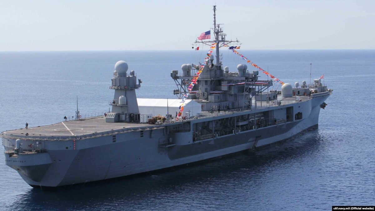 США планируют отправить военный корабль в Черное море – CNN