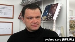 Belarusian publisher and editor Valer Bulhakau