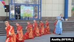 Төмән татар мәдәният үзәге биючеләре
