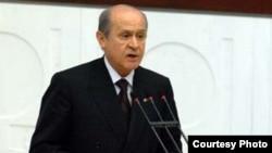 Թուրքիայի «Ազգայնական շարժում» կուսակցության առաջնորդ Դևլեթ Բահչելի, արխիվ