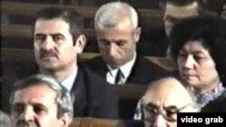 Тоҳири Абдуҷаббор дар порлумони соли 1992