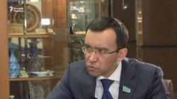 Сирия келіссөздері жайлы Мәулен Әшімбаевпен сұхбат