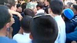 В Уфе прошёл митинг в защиту башкирского языка