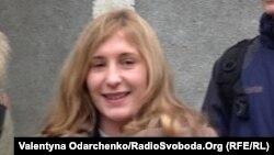 Майя Москвич, активістка Євромайдану в Луцьку