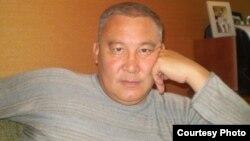 Ермек Джакишев, брат арестованного Мухтара Джакишева.