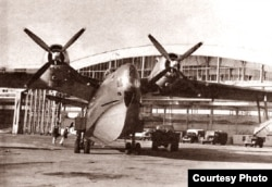 Самолет Бе-6