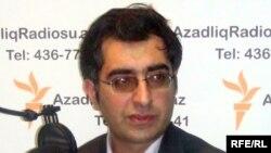 Глава Центра мониторинга выборов и обучения демократии Анар Мамедли