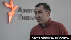 Равшан Джеенбеков. Архивное фото.