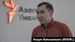 Равшан Жээнбеков.