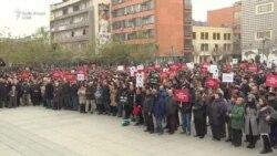 """Edhe një marsh protestues """"Drejtësi për Astritin"""""""