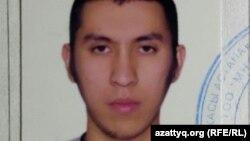 Куаныш Башпаев, подсудимый по делу о разжигании религиозной розни.