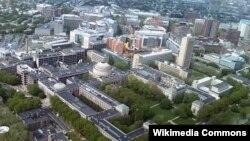 Pamje e kompleksit Massachusetts Institute of Technology