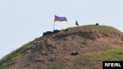 2016-cı il Aprel döyüşləri zamanı geri alınmış Lələtəpə yüksəkliyi