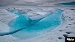 Олимлар глобал ҳарорат кўтарилса, Антарктида музликлари эриб кетишидан хавотирда.