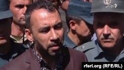 د افغانستان د کورنیو چارو وزارت ویاند نجیب دانش