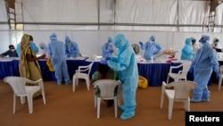 مرکز تشخیص ویروس کرونا در هند