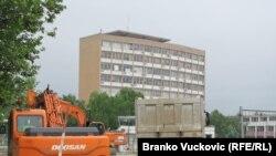 Ispred fabrike Fiata pronađen NATO projektil