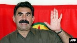 Kreu i rebelëve kurd, Abdullah Ocalan