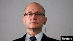 Заместитель главы администрации президента Сергей Кириенко