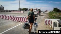 Лайфхак для крымчан: что нужно знать при пересечении админграницы | Радио Крым.Реалии