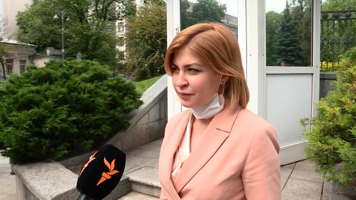 Ольга Стефанишин рассказала, почему именно ее сделали віцепрем'єром по евроинтерграции
