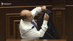 Ինչո՞ւ եք հագել Սերժ Սարգսյանի կոստյումը, դա պատիվ չի բերում․ Մարուքյանը՝ կառավարությանը