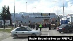 Протест на ловџиите во Струга