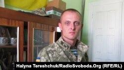 Аляксандр Машонкін у Львове 11 жніўня 2015 году