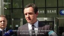Kurti dhe Vuçiq përsëri nuk merren vesh për asgjë