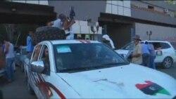 Ливиялык ыңкылапчылар ордо шаарга кирип келишти