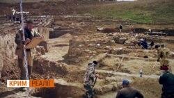 Російські археологи під українськими санкціями?