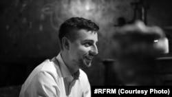 Журналіст Серж Харытонаў, фота #RFRM.