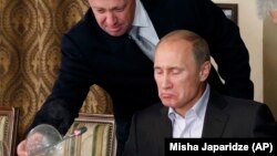 """Putinin """"şəxsi aşpazı"""" kimi tanınan Prigozhin"""