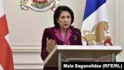 Президент Грузии считает, что должны по-прежнему функционировать существующие форматы, но формат Женевских переговоров не отвечает необходимым требованиям