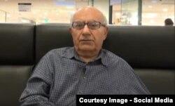 علی حصوری، نویسنده و پژوهشگر فرش ایرانی