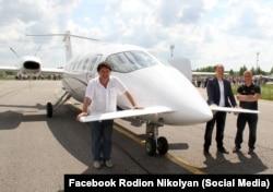 Нафтовий бізнес – новий напрямок для Ніколяна Родіона, до останнього часу він займався популяризацією малої авіації у РФ