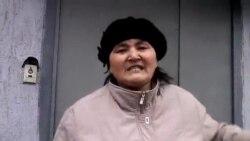 Бунт матерей у тюрьмы в Кызылорде