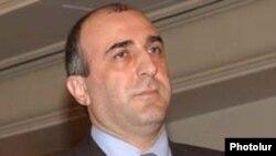 Azerbaijani Foreign Minister Elmar Mammadyarov