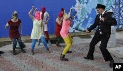 Напад казакоў у Сочы, 2014 год