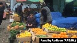 Azərbaycanda bazar