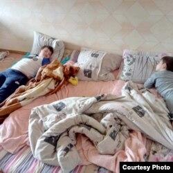 Семья вынуждена скитаться по съемным квартирам