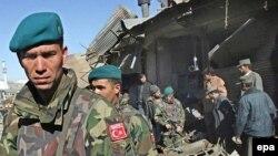 در هفته گذشته حدود نه بمبگذاری انتحاری در افغانستان صورت گرفت که ۱۴۰ کشته برجای گذاشته است.