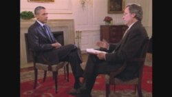 Interview With U.S. President Barack Obama 2/2