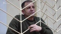 «Хлебать баланду из рук оккупанта отказался» – Балух из СИЗО (видео)
