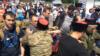 Навальный заявил о слежке полиции перед нападением казаков