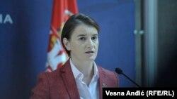 Kryeministrja e Serbisë, Ana Brnabiq