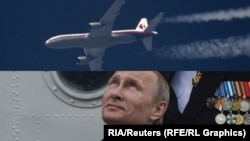 One year after MH17, the pressure on Putin mounts.