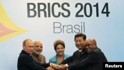 Зустріч лідерів країн БРІКС, Бразилія 15 липня
